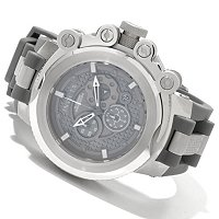 INVICTA MEN'S COALITION FORCES SWISS MADE QUARTZ CHRONO STRAP WATCH