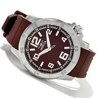INVICTA MEN'S SPECIALTY SPORT QUARTZ STRAP WATCH W/3DC