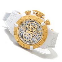 INVICTA WOMEN'S SUBAQUA NOMA III QUARTZ CHRONO STRAP WATCH
