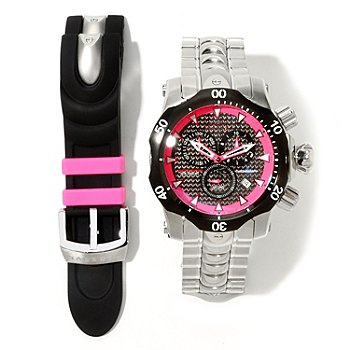 619-659 - Invicta Reserve Men's Venom Limited Edition Swiss Quartz Chronograph Bracelet Watch