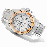INVICTA MEN'S RESERVE EXCURSION SWISS MADE QUARTZ BRACELET WATCH