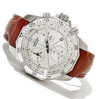 Vostok-Europe Men's N1 Rocket Chronograph Strap Watch