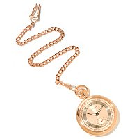 Stuhrling Original Montres De Poche Colmar Mechanical Pocket Watch