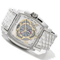 INVICTA MEN'S S1 QUARTZ CHRONOGRAPH BRACELET WATCH