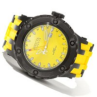 INVICTA RESERVE MEN'S SUBAQUA SWISS MADE QUARTZ STRAP WATCH