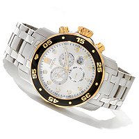 INVICTA MEN'S PRO DIVER QUARTZ CHRONO BRACELET WATCH