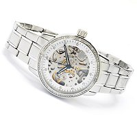 Stuhrling Original Women's Lady Delphi Automatic Bracelet Watch