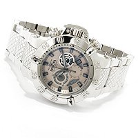 INVICTA MEN'S SUBAQUA NOMA III SWISS QUARTZ CHRONO BRACELET WATCH