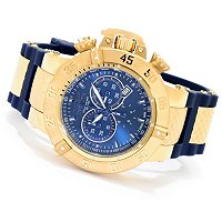 INVICTA MEN'S SUBAQUA NOMA III SWISS QUARTZ CHRONO STRAP WATCH