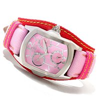 INVICTA WOMEN'S LUPAH COUTURE LEGARTO STRAP WATCH