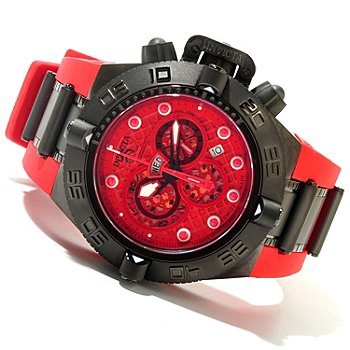 619-973 - Invicta Men's Subaqua Noma IV Swiss Quartz Chronograph Polyurethane Strap Watch
