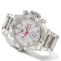 INVICTA MEN'S SUBAQUA NOMA IIV QUARTZ CHRONO HIGH POLISH BRACELET WATCH