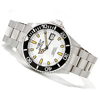 INVICTA MEN'S PRO DIVER AUTOMATIC STAINLESS STEEL BRACELET WATCH