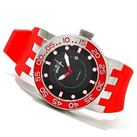 INVICTA MEN'S DNA DIVER QUARTZ MOVEMENT SILICONE STRAP WATCH