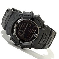 Casio G Shock Black Out Tough Solor Power strap watch