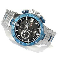 INVICTA MEN'S SUBAQUA NOMA V SWISS A07 AUTO STAINLESS BRACELET WATCH