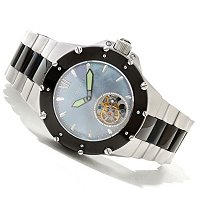 Android Men's Divemaster Enforcer 45 Automatic Tourbillon Bracelet Watch