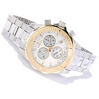 INVICTA MEN'S GRAND DIVER SWISS QUARTZ CHRONO BRACELET WATCH