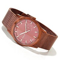 Johan Eric Men's Agerso Quartz Stainless Steel Bracelet Watch