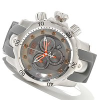 INVICTA RESERVE MEN'S VENOM SWISS MADE QUARTZ CHRONO STRAP WATCH