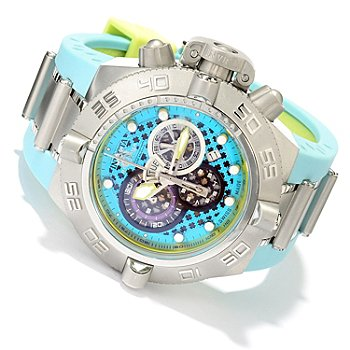 620-265 - Invicta Men's Subaqua Noma IV ''Puppy Edition'' Swiss Made Quartz Chronograph Strap Watch