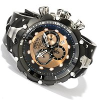 INVICTA RESERVE MEN'S VENOM GEN. II SWISS MADE QUARTZ CHRONO STRAP WATCH