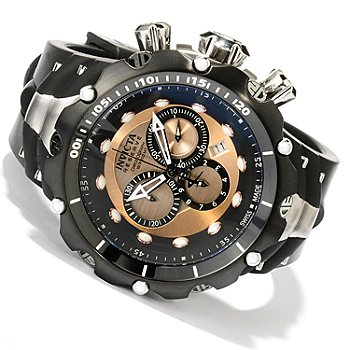 620-271 - Invicta Reserve Men's Venom Gen. II Swiss Made Quartz Chronograph Strap Watch