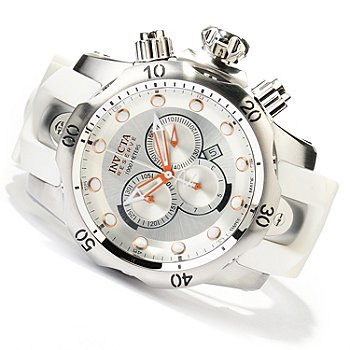 620-272 - Invicta Reserve Men's Venom Swiss Made Quartz Chronograph Stainless Steel Strap Watch