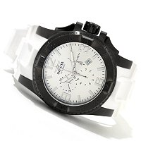 INVICTA MEN'S EXCURSION SWISS QUARTZ CHRONO STRAP WATCH
