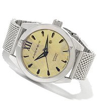 Android Men's MoConcept 9015 Automatic Mesh Bracelet Watch
