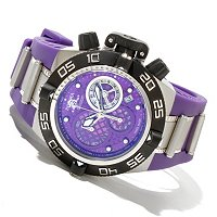 INVICTA MEN'S SUBAQUA NOMA IV QUARTZ CHRONO STRAP WATCH