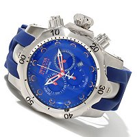 INVICTA RESERVE MEN'S VENOM QUARTZ CHRONO STRAP WATCH
