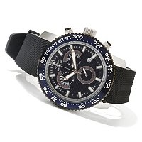 INVICTA MEN'S SPECIALTY QUARTZ CHRONOGRAPH STRAP WATCH