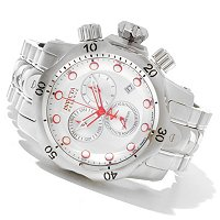 INVICTA RESERVE MEN'S VENOM SWISS CHRONOGRAPH HIGH POLISHED STAINLESS WATCH