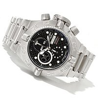 INVICTA MEN'S SUBAQUA NOMA IV SWISS VALJOUX AUTOMATIC 7750 WATCH