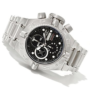 620-482 - Invicta Men's Subaqua Noma IV Limited Edition Swiss Valjoux 7750 Automatic Bracelet Watch