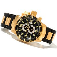 INVICTA MEN'S CORDUBA QUARTZ CHRONOGRAPH STAINLESS BRACELET
