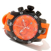 INVICTA RESERVE MEN'S VENOM SWISS MADE QUARTZ CHRONO POLYURETHANE STRAP WATCH