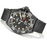 INVICTA MEN'S PRO DIVER QUARTZ GMT BRACELET WATCH