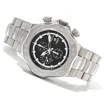 620-704 - Invicta Men's Pro Diver Sting Ray Quartz Chronograph Stainless Steel Bracelet Watch