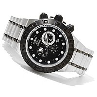 INVICTA MEN'S SUBAQUA SPORT QUARTZ CHRONOGRAPH BRACELET WATCH W/ 3 DC