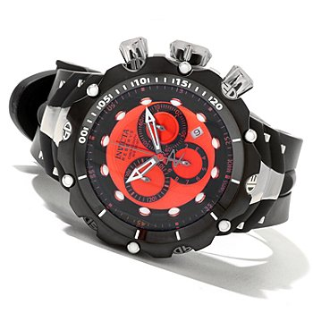 620-741 - Invicta Reserve Men's Venom Gen II Swiss Made Quartz Chronograph Stainless Steel Strap Watch