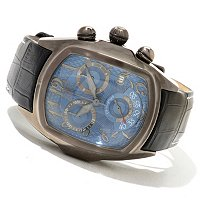 INVICTA MEN'S DRAGON LUPAH QUARTZ CHRONOGRAPH STRAP WATCH