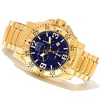 INVICTA MEN'S RESERVE EXCURSION SWISS MADE QUARTZ CHRONO BRACELET WATCH