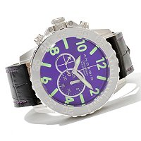 Android Men's Divemaster Trans 52 Lefty Chrono Quartz Strap Watch