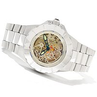 Android Men's DM Enforcer 45 Skeleton Automatic Bracelet Watch