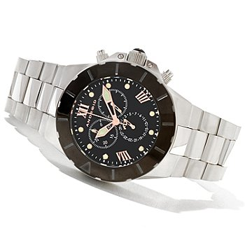 621-036 - Android Men's DM Enforcer 45 Quartz Chronograph Stainless Steel Bracelet Watch