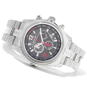 621-171 - Renato Men's T-Rex Generation III Limited Edition Swiss Quartz Chronograph Bracelet Watch