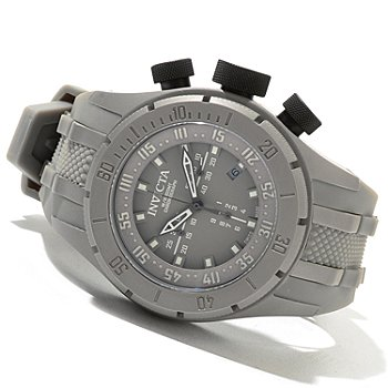 621-179 - Invicta Men's Coalition Forces Swiss Made Quartz Chronograph Strap Watch