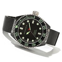 Android Men's Divemaster Espionage 2 Automatic Mesh Bracelet Watch